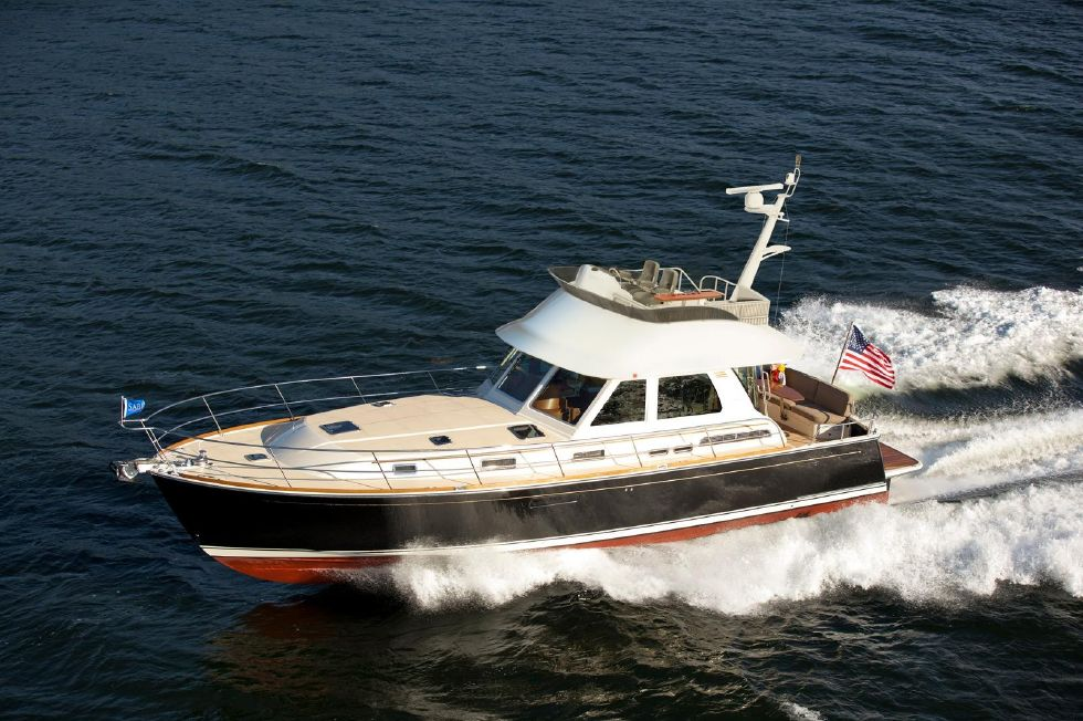 2017 Sabre Yachts 48 Flybridge Sedan Boats For Sale