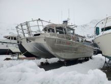 2008 Custom Heavy Weather Boats Charter