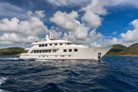 2006 Burger 2006/2017 Tri Deck Motor Yacht 144 ft