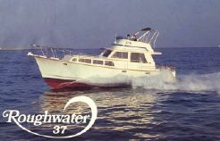 1987 Roughwater 37