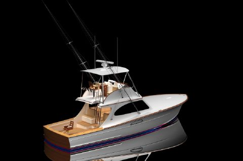 2021 Release Boatworks 42 Dayboat