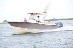 2021 Grady-White Fisherman 257 Twin Engine