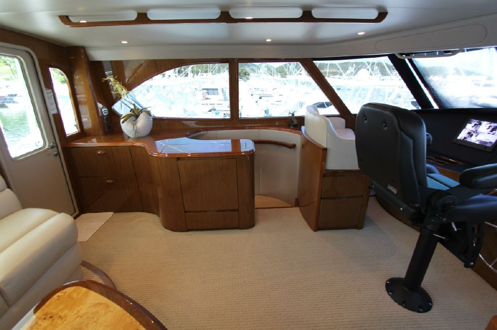 2011 Viking 76 Convertible
