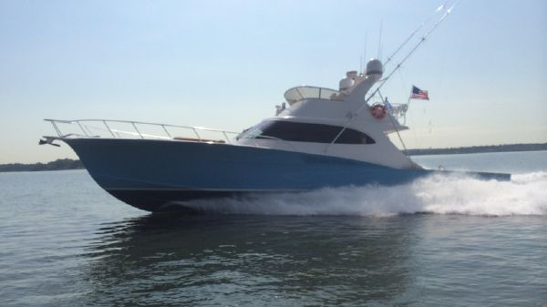 Carolina Custom 60 Sportfish Axios