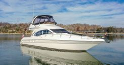 2004 Sea Ray 420 Sedan Bridge