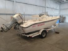 2000 Boston Whaler Dauntless 18