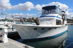 1987 Lien Hwa 47 Cockpit Motor Yacht