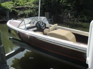 1982 Elite Craft 18 Ski Elite