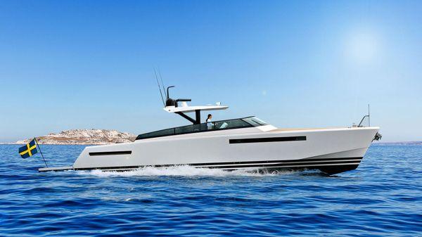 Delta Powerboats 60 Open