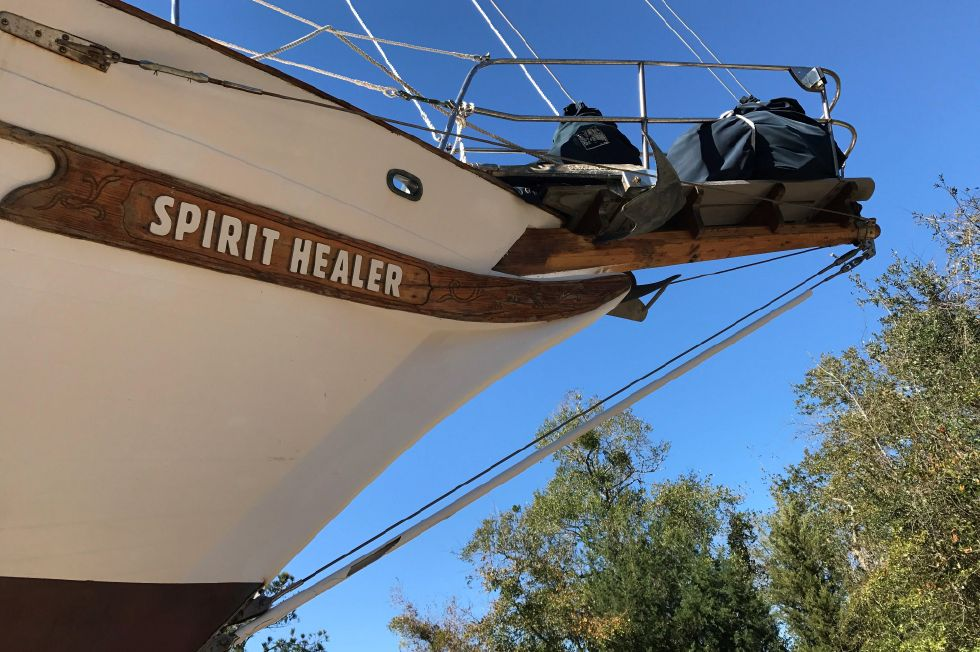 "William Garden CT 41 ""Spirit Healer"" Edwards Yacht Sales"