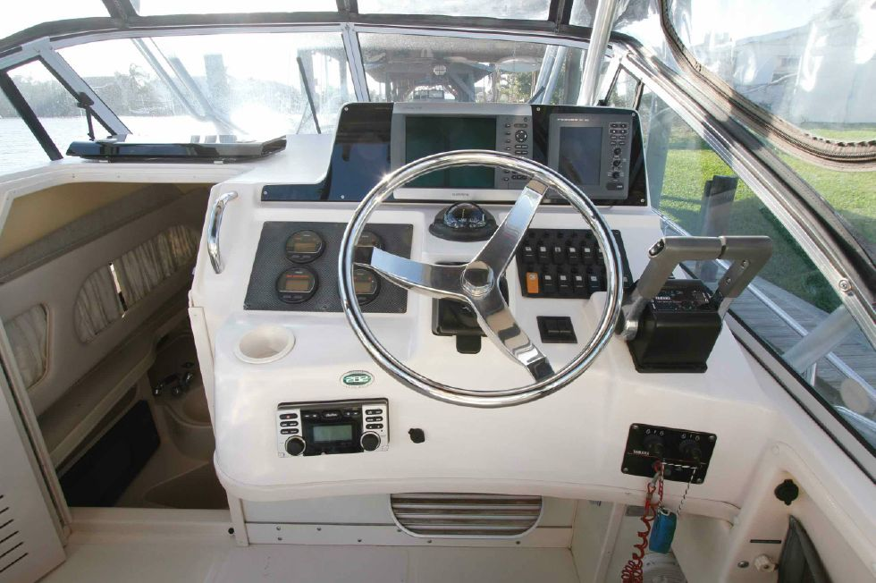 2004 Grady-White 282 Sailfish WA 28 Boats for Sale - Edwards Yacht Sales
