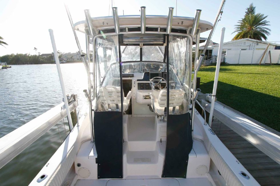 2004 Grady-White 282 Sailfish WA 28 Boats for Sale - Edwards Yacht Sales