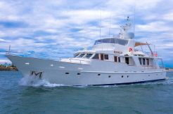 1992 Custom GeTa 86ft Motor Yacht