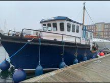 1987 Custom Trawler Yacht