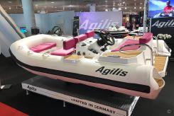 2021 Agilis 330 Jet Tender