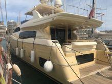 2010 Ferretti Yachts 840 Alturra