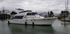 1990 Bayliner 4588 Pilothouse Motoryacht