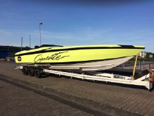 2013 Cigarette 38 Top Gun 1400 HP