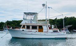 1980 Albin D/C Trawler W/Hardtop & Full Enclosure