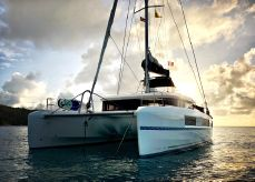 2019 Lagoon 50 charter version
