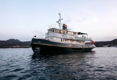 "1962 Tugboat Solimano 78 ""Maria Teresa"""