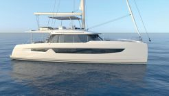 2021 Custom Sailing Catamaran Sv-60