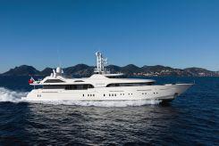 1998 Feadship Triple water jet motor yacht