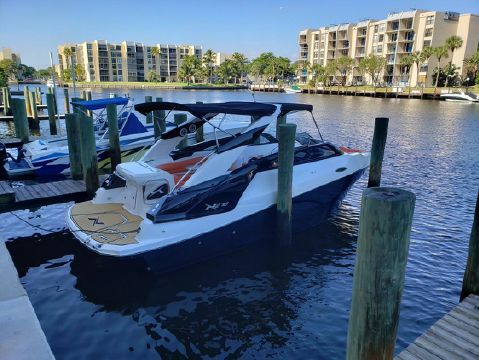 2016 NX Boats NX270 - 2016 NX BOATS 270 BOWRIDER FOR SALE IN FLORIDA