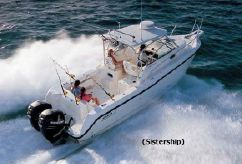 2007 Boston Whaler 285 Conquest