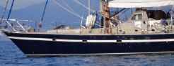 1986 Custom 18M Ferro-cement Ketch