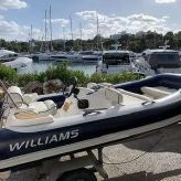 2016 Williams Jet Tenders 325 Jet Rib