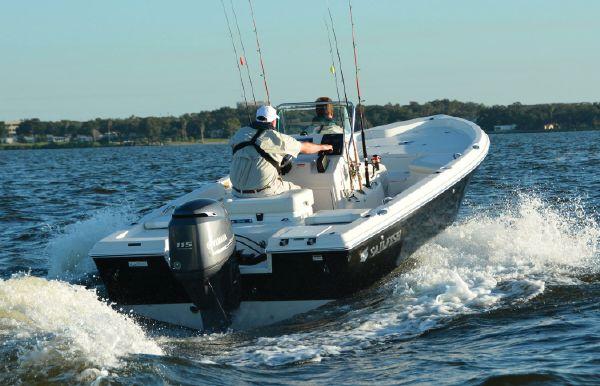 2018 Sailfish 1900 BB Bay Boat