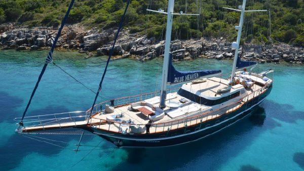 MAVI ROTA Yachting Gulet Ketch