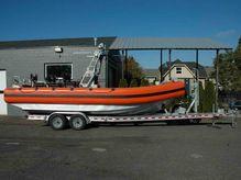2012 Safe Boats Center console, Jet Drive