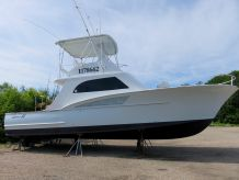 2013 Custom Carolina Lewis Brothers 41 Flybridge Sportfish
