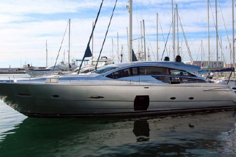 2008 Pershing 80 - SYS Yacht Sales