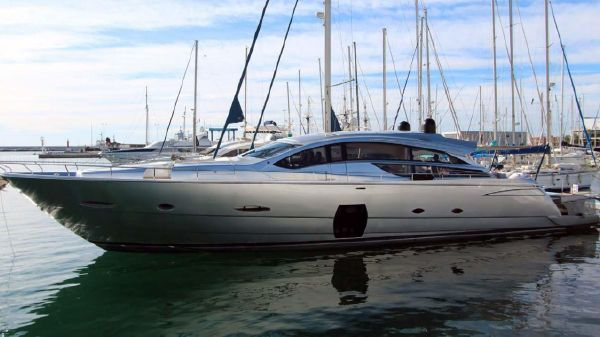 Pershing 80 SYS Yacht Sales