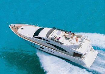 2001 Ferretti Yachts 68