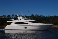 2007 Hatteras Motor Yacht