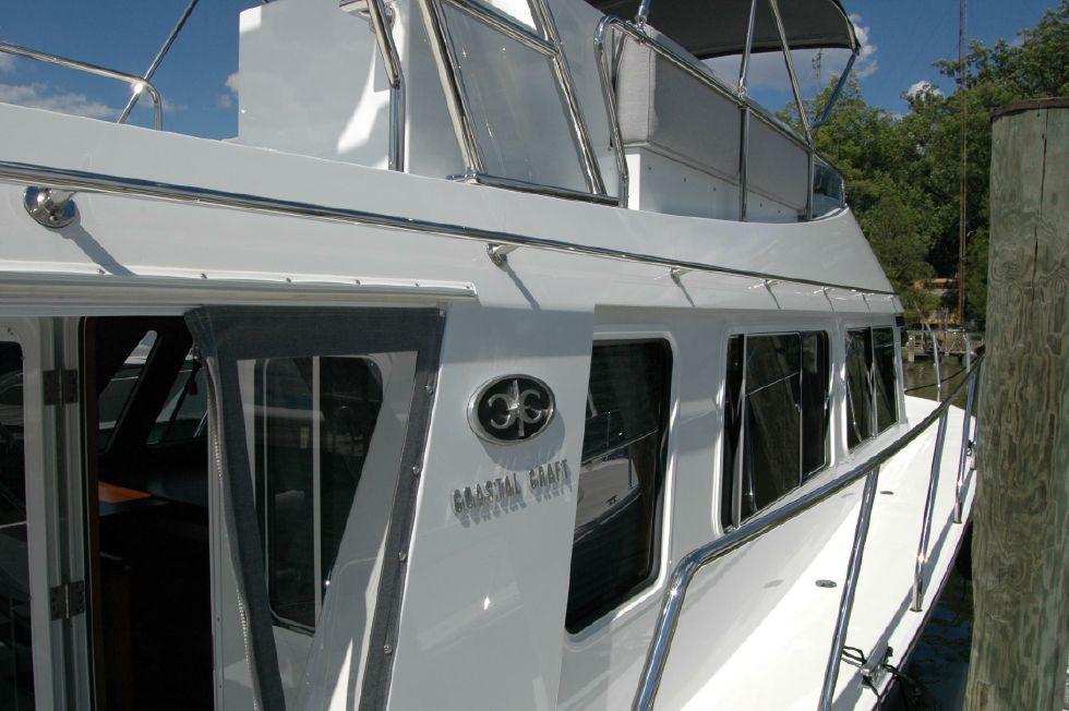 Inboard Shark Tank >> 2017 Coastal Craft 45 Boats for Sale - DiMillo's Yacht Sales