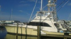 1984 Ocean Yachts Super Sport