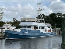2001 Custom Long Range Steel Trawler