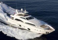 2007 Ferretti Yachts Custom Line CL 97