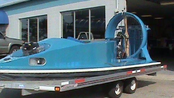 Universal Hovercraft