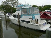 1993 Carver 390 Cockpit Motor Yacht