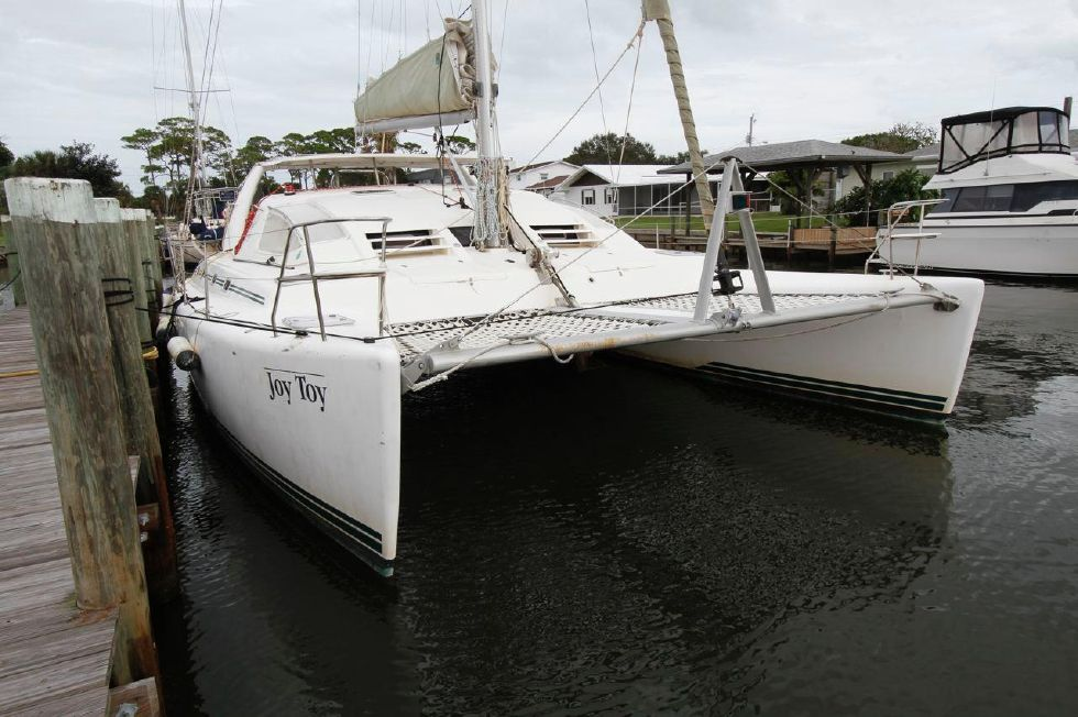2005 Admiral 38 Owners Version