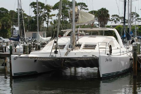 2005 Admiral Owners Version - Admiral 38 Executive Owners Version