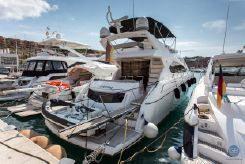 2013 Sunseeker Manhattan 63