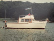 1977 Cheoy Lee Sedan Trawler