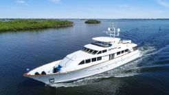 2004 Burger 106 Raised Pilothouse